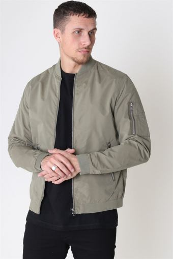 Jack & Jones Rush BomberJas Dusty Green