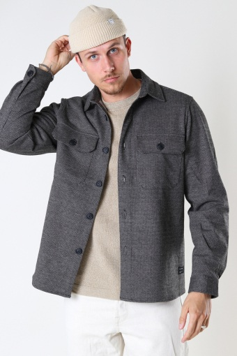 Topper Guan Shirt Mid Grey