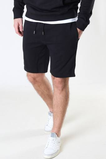 Basic Organic Shorts Black