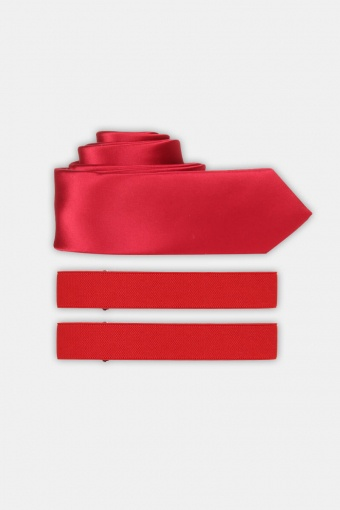 Biden & Armband Red