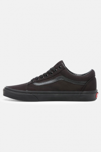 Old Schoenol Sneakers Black/Black