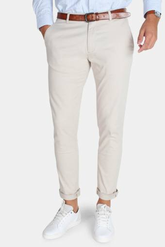 Tailored & Originals Rainford Broek Silver Lin