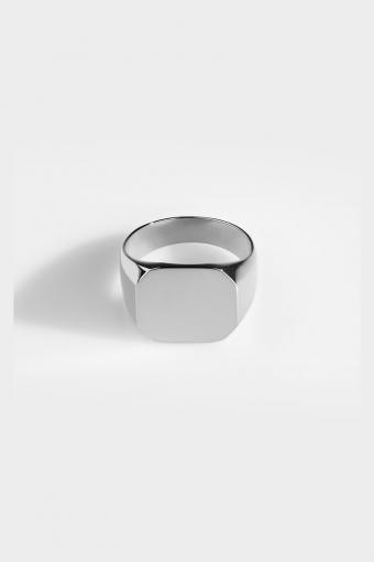 Ring Classic SignatKloke Silver