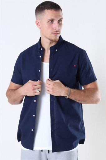 Bill BD Lin Overhemd Insignia Blue
