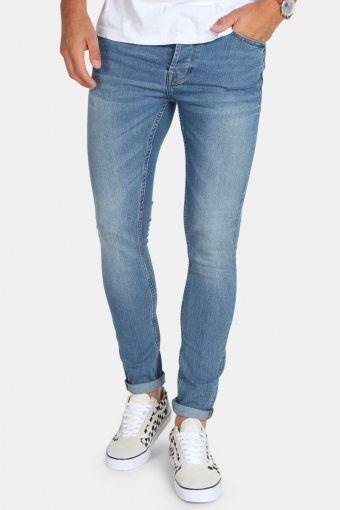 Extreme Warp Jeans Light Blue Denim