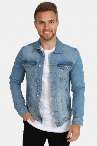 Rvlt 7473 DenimJas Light Blue