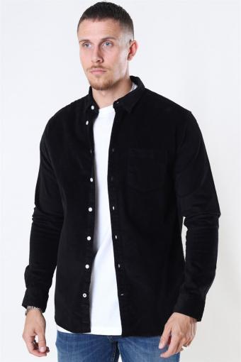 Johan CordKlokoy Overshirt Black