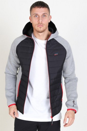 Jack & Jones Toby Jas Light Grey Melange