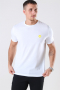 Kronstadt Timmi Recycled T-shirt White