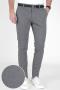 Only & Sons Mark Pants Stripe Medium Grey Melange