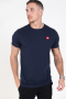 Kronstadt Timmi Recycled T-shirt Navy