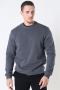 Only & Sons Ceres Life Crewneck Dark Shadow