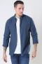 Only & Sons Edin LS Flannel Twill Overhemd Bering Sea