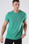 Kronstadt Timmi Recycled T-shirt Lime