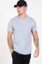 Kolding T-shirt Light Grey Melange