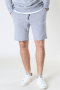 Only & Sons Onsceres Life Sweat Shorts Light Grey Melange
